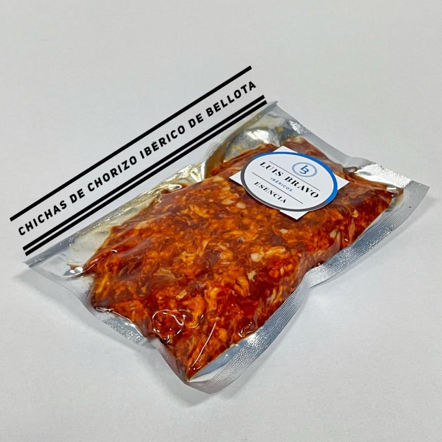 Chichas de Chorizo Ibérico de Bellota